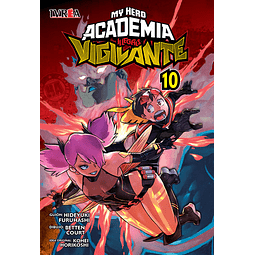 VIGILANTE: MY HERO ACADEMIA ILLEGALS #10