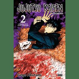 Jujutsu Kaisen #02