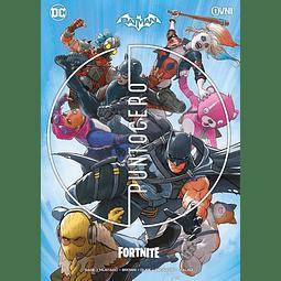 BATMAN/FORTNITE: PUNTO CERO