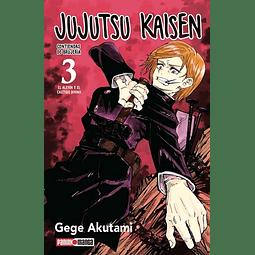 Jujutsu Kaisen #03