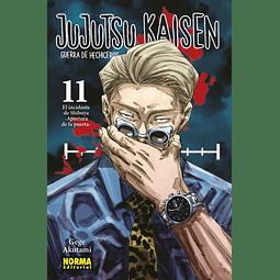JUJUTSU KAISEN #11