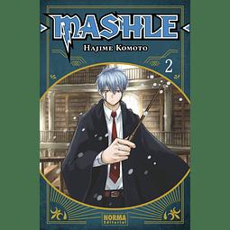 MASHLE #02