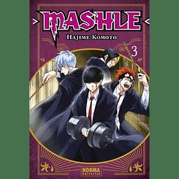 MASHLE #03