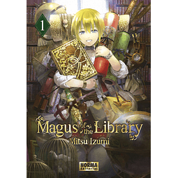MAGUS OF THE LIBRARY #01