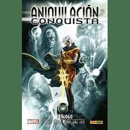 Aniquilación Saga 6 - Aniquilación Conquista: Prólogo