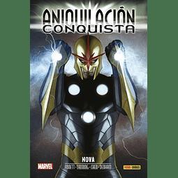 Aniquilación Saga 8 - Aniquilación Conquista: Nova