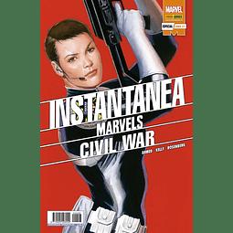 Instantánea Marvels: Civil War