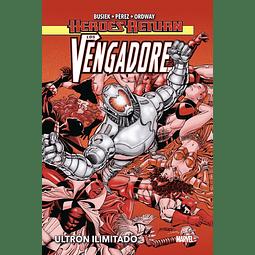 Heroes Return. Los Vengadores #2: Ultrón ilimitado
