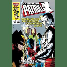 Marvel Gold. La Imposible Patrulla-X Vol.7: La Masacre Mutante
