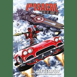 Marvel Omnibus. Masacre de Gerry Duggan #3: Los desafíos