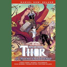 Marvel Now! Deluxe. Thor de Jason Aaron #4: El trueno en las venas