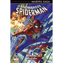 Marvel Saga. El Asombroso Spiderman #51: Mundial