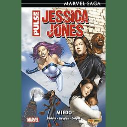 Marvel Saga. Jessica Jones: The Pulse #3: Miedo
