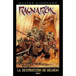 Ragnarök de Walter Simonson #3: La destrucción de Helheim