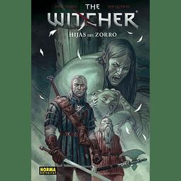 THE WITCHER Vol.2: HIJAS DEL ZORRO