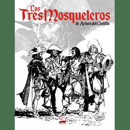 Los Tres Mosqueteros de Arturo del Castillo