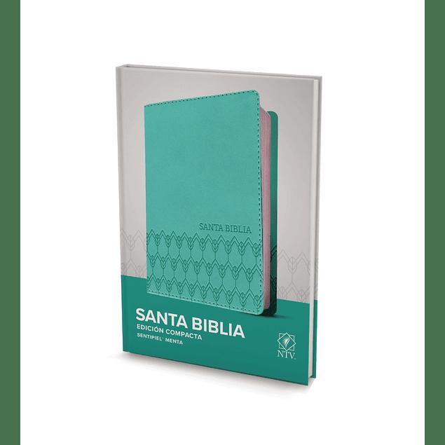 Biblia NTV - Edición compacta - Menta