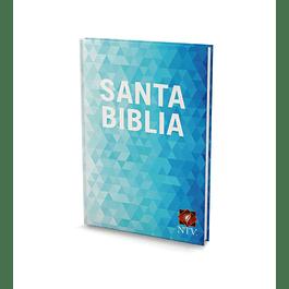 20% Dcto - Biblia NTV Edición Semilla, Agua Viva (Tapa Rústica)