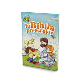 Biblia Pre-escolar HC