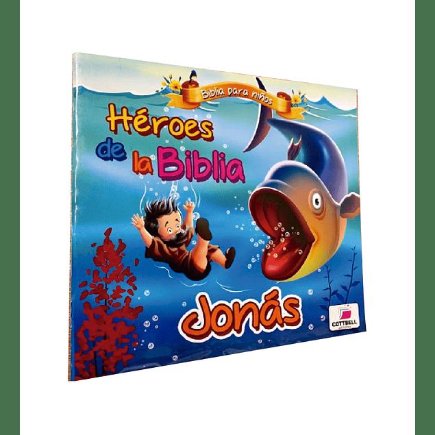 Héroes de la Biblia - Jonás