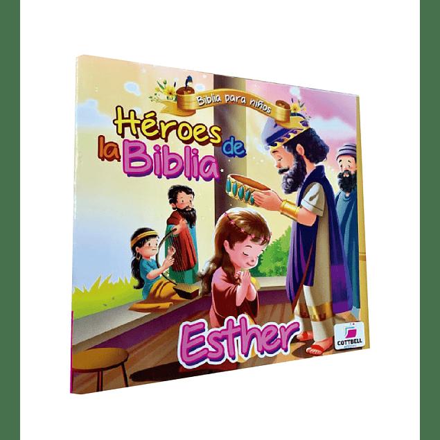 Héroes de la Biblia - Esther