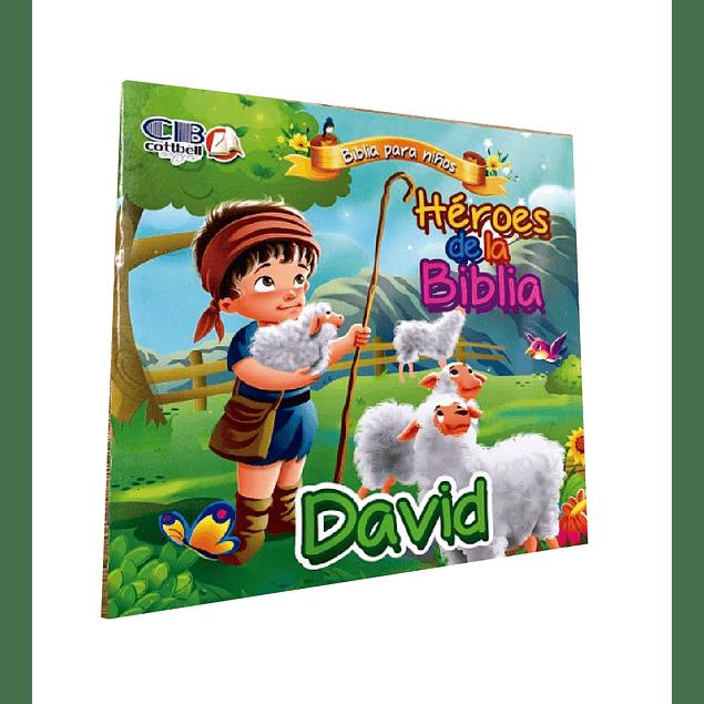 Héroes de la Biblia - David