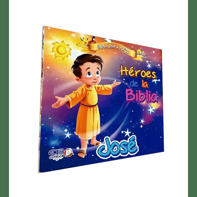 Héroes de la Biblia - José