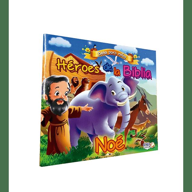 Héroes de la Biblia - Noé