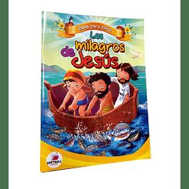 Historias Bíblicas Gigante - Los Milagros de Jesús