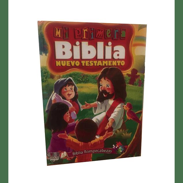 Libro Rompecabezas - Nuevo Testamento