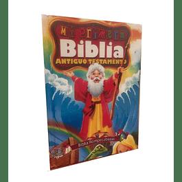 35% Dcto - Libro Rompecabezas - Antiguo Testamento