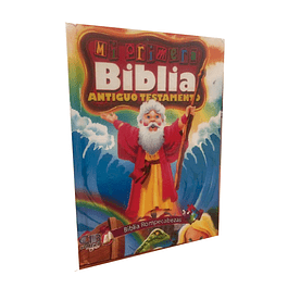 Libro Rompecabezas - Antiguo Testamento