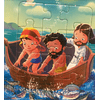 35% Dcto - Libro Rompecabezas - Los Milagros de Jesús 1