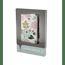 40% Dcto - Biblia NTV  Edición Zíper Jardín
