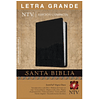20% Dcto - Biblia Edición compacta NTV letra grande SentiPiel DuoTono