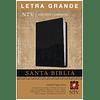 Biblia Edición compacta NTV letra grande SentiPiel DuoTono