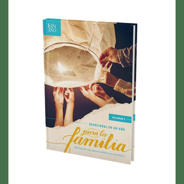 Devocional en un año para la familia volumen 2