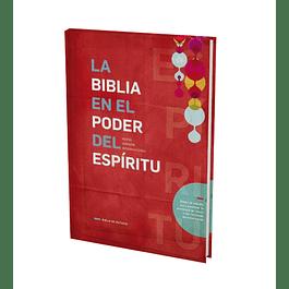 20% Dcto - Biblia de Estudio NVI Edición En el Poder del Espíritu (Tapa Dura)