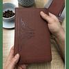 Biblia NTV, Edición zíper (Terracota)