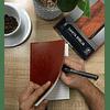 Biblia NTV Edicion ziper letra grande con referencias