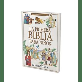 La primera Biblia para niños