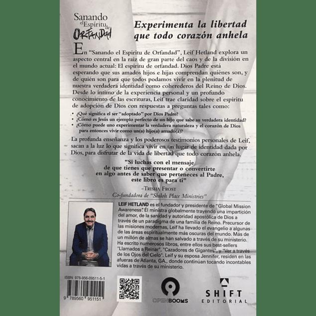 Sanando el Espíritu de Orfandad - Leif Hetland