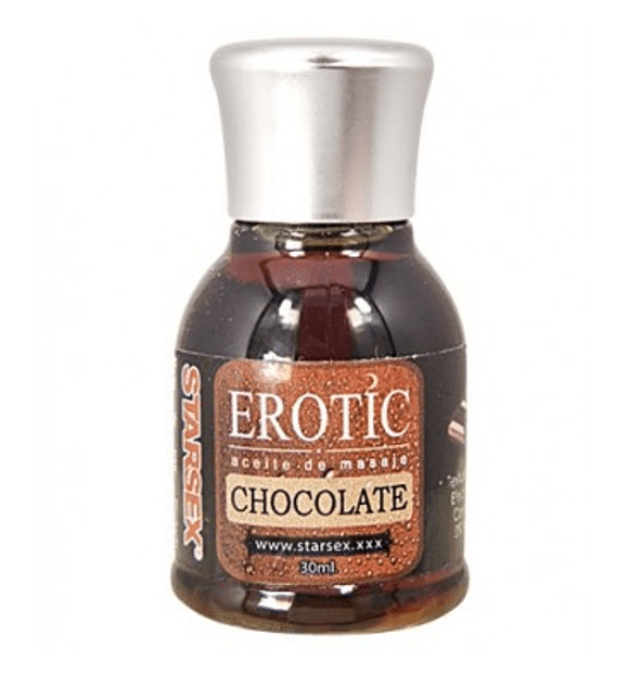 Aceite de Masaje Erotic Chocolate 30ml