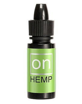 Aceite Excitante ON HEMP (Cruelty Free y Vegano)