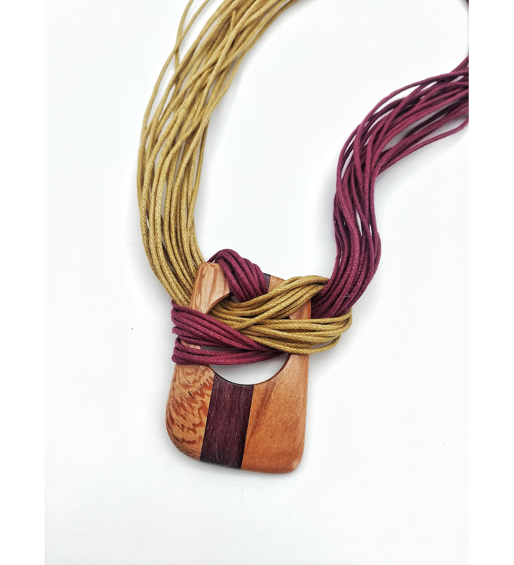 WoodB Necklace