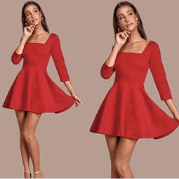 Vestido Rotondo
