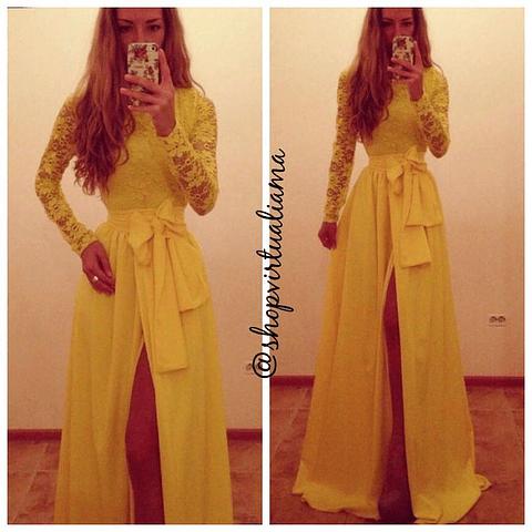 Vestido COLOR COMPLETO - Ref. VESMCC