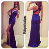 Vestido Multiposicion Gala - Ref. VESMG