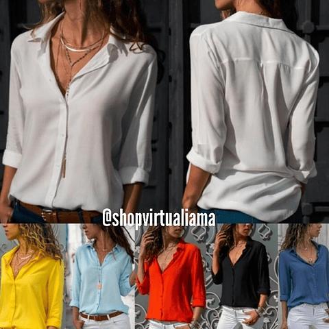 Camisa Refresh - Ref. CAMR