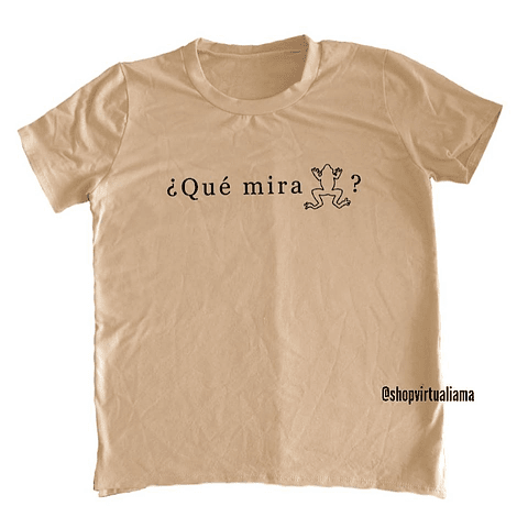 Camisa Estampada - Ref. CAME